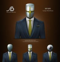 suit guys by LeMex