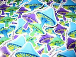 Alice Graphix Stickers by AliceGraphix