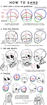 How To Sans Tutorial by elleap