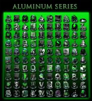 aluminum series by xylomon