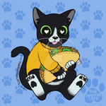 thesweatercats - Taco by colormymemory