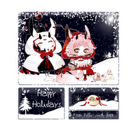 Advent Calendar 2017 - [Day 19] by Piffi-sisters