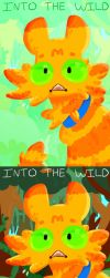 INTO THE WILD POSTERS by Ghobsmacka