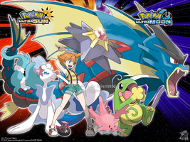 Pokemon Ultra Sun and Ultra Moon - Misty by Tails19950