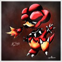 Pokemon of the Week - Magby