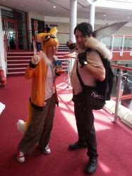 AmeCon 2016 - Tails! by Ether-Enereon
