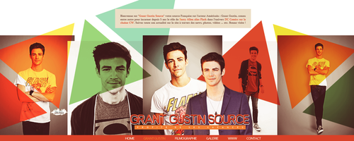 Layout Grant Gustin 1 by MissKettyDesigns
