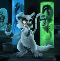 Commission: Tero by Srarlight