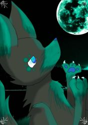 Sometimes... I wish I could just grab the moon by Madiness005