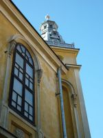 Saint Ann temple, Veszprem by glanthor-reviol