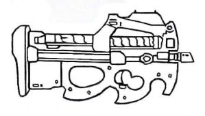 FN P90 Compact by Lavey1917