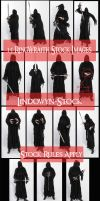 Nazgul Pack by lindowyn-stock