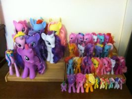 MLP G4 collection by solitaryzombie