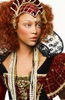 Tribute To Alexander McQueen 2 by CostumeSalon