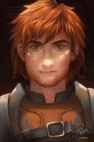 Hiccup by RaidesArt