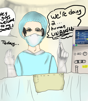 Why Azriel isn't a doctor by Neonmoon133