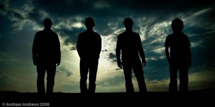 Band Silhouette by andreasandrews