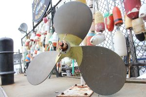 Propeller + Bouys by kato9stock