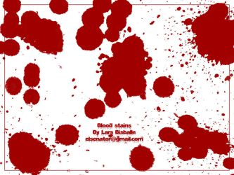 Blood Stains by elsenator