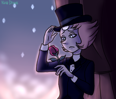 It's over, isn't it? Pearl by White-Hana