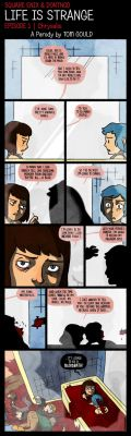 LIFE IS STRANGE | Deranged, Prologue by TheGouldenWay