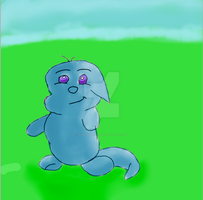 Neopets- A Walk in the Valley by DuskWolf713