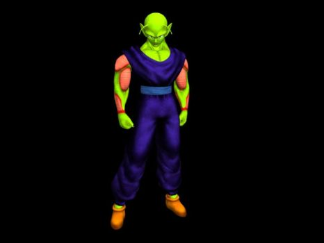 Piccolo by dendza