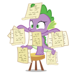 Why Can't I Hold All These Papers? by Gratlofatic