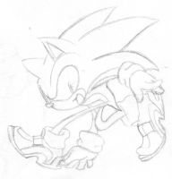 Sonic is Stylin by sonicbommer