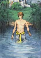 Antinous by AnotherStranger-Me