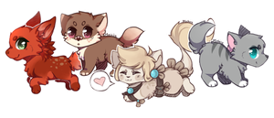 |Gift| Cheebs by Mishiizzle