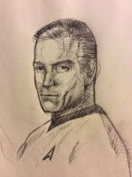 Young Kirk by JeremyWDunn