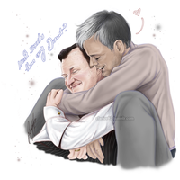 Mystrade - I just don't do what... by RedPassion