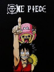 One Piece by Lameniet