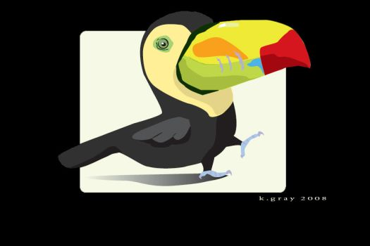 Toucan Can by maui-dolphin