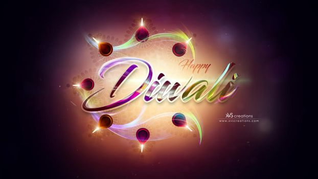 Happy Diwali by xvsvinay