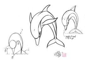 Draw a Dolphin 2 by Diana-Huang