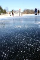 Oakridge Pond Hockey League by dancekellydance