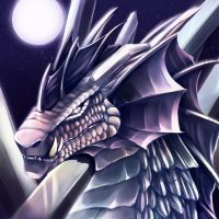Day 333: Prismatic Dragon by Jadenyte
