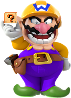 Super Wario Maker by JuacoProductionsArts