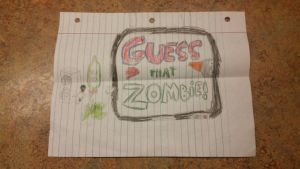 Guess that Zombie by Wrenchy247