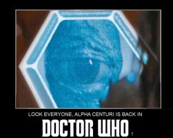 Doctor Who - Alpha Centuri by DoctorWhoOne