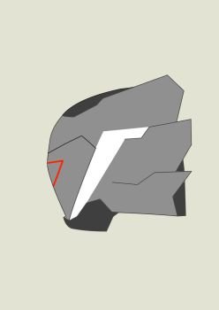 Helm Concept 02 Side by PhantomX999