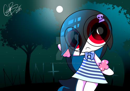 PPG: The Lonely Woods by RoyaltyRarity