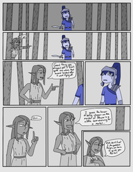 Maidens of Olympus: Page 7 by beedok