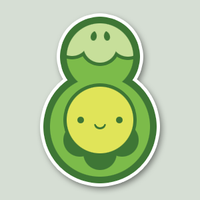 Budew Sticker