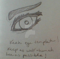 Keahi eye design official by MovieLover8Jurassic4