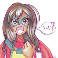 KAMALA PWNS!!11 by ArtsyCantabile