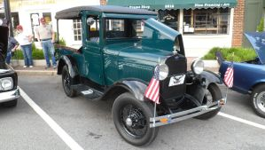 '31 Ford Longbed by hankypanky68