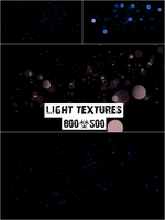 Light textures*4 by Crystallanxi